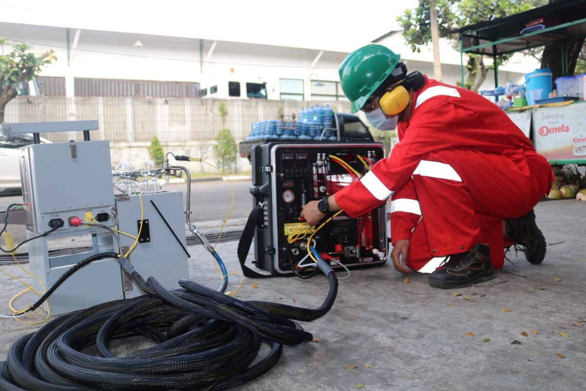 Jasa Perbaikan Alat Uji Lingkungan, Emisi, dan Hygiene Monitoring