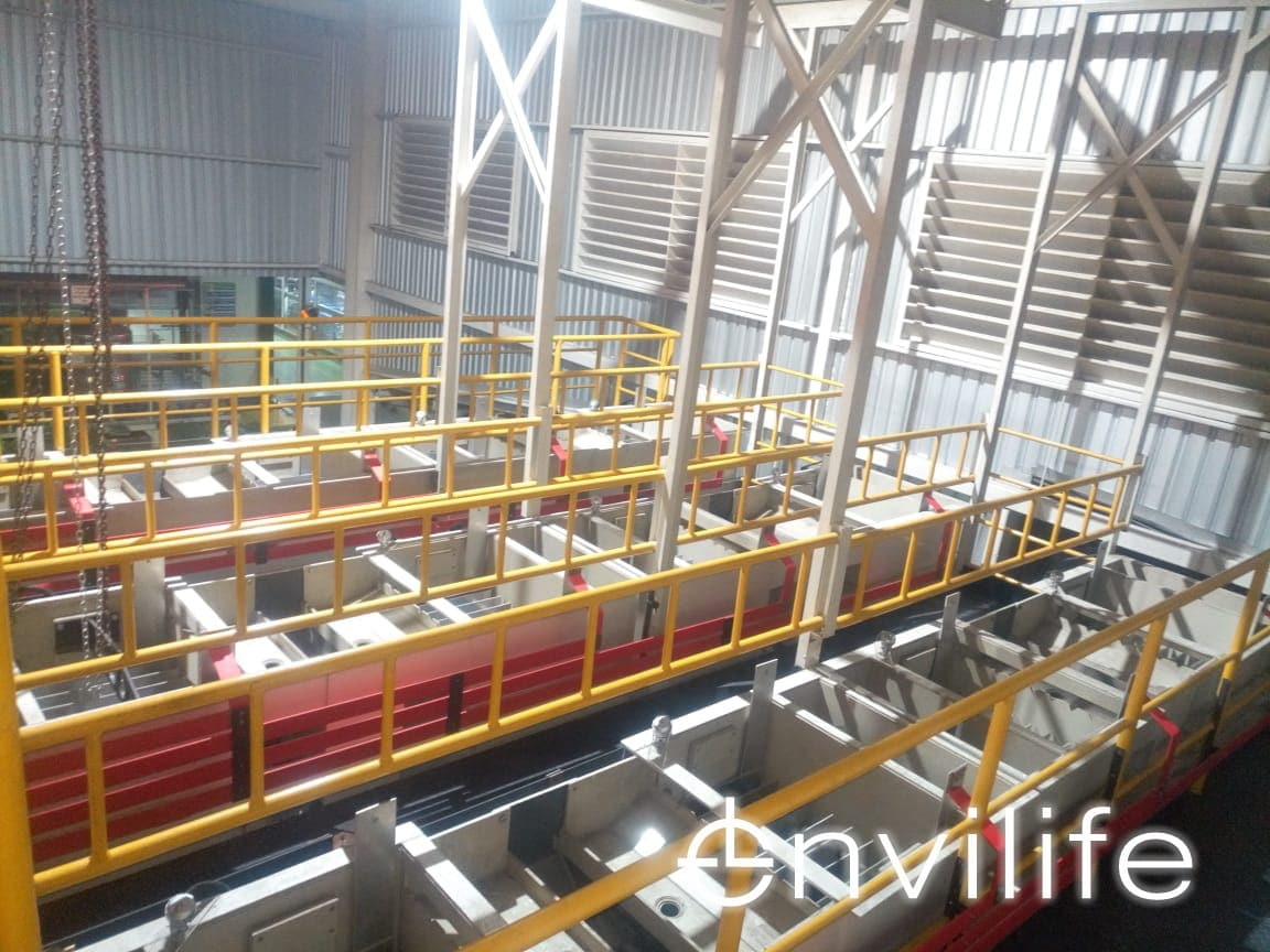 Jasa Pembuatan IPAL (Instalasi Pengolahan Air Limbah)